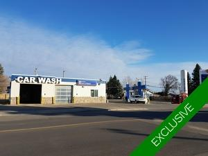 BLACKFALDS Gas Station + Convenience Store for sale:    (Listed 2019-11-11)