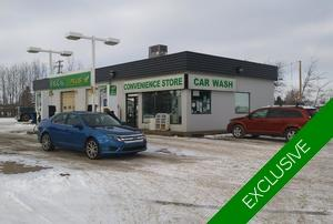 REDWATER Gas Station + Convenience Store for sale: Gas Station, Car Wash & Convenience Store   (Listed 2021-03-19)