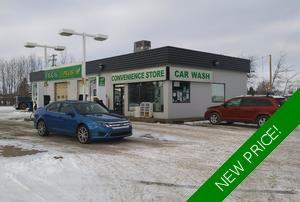 REDWATER Gas Station + Convenience Store for sale: Gas Station, Car Wash & Convenience Store   (Listed 2020-09-14)